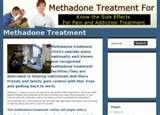 Pictures of Methadone Detox Side Effects